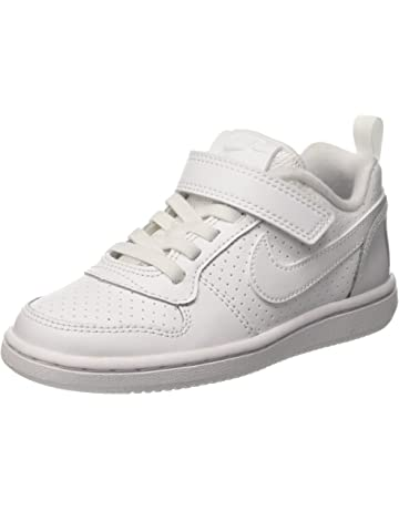 Nike Court Borough Low (PS), Zapatillas para Niños