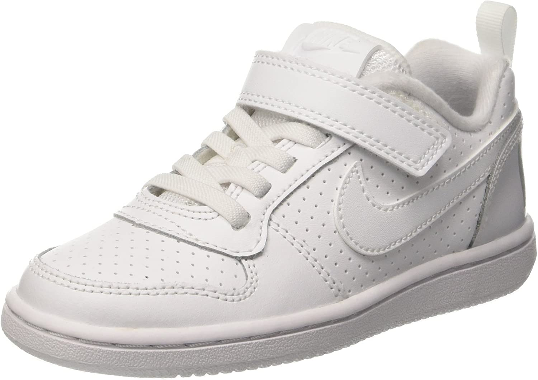 nike court borough low 2 psv sneaker garçon