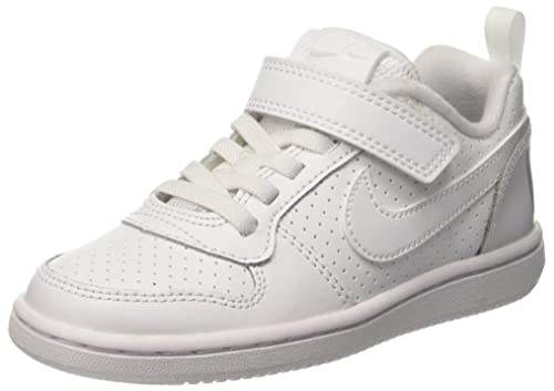 Nike Court Borough Low (PS), Zapatillas para Niños: Amazon.es: Zapatos y complementos