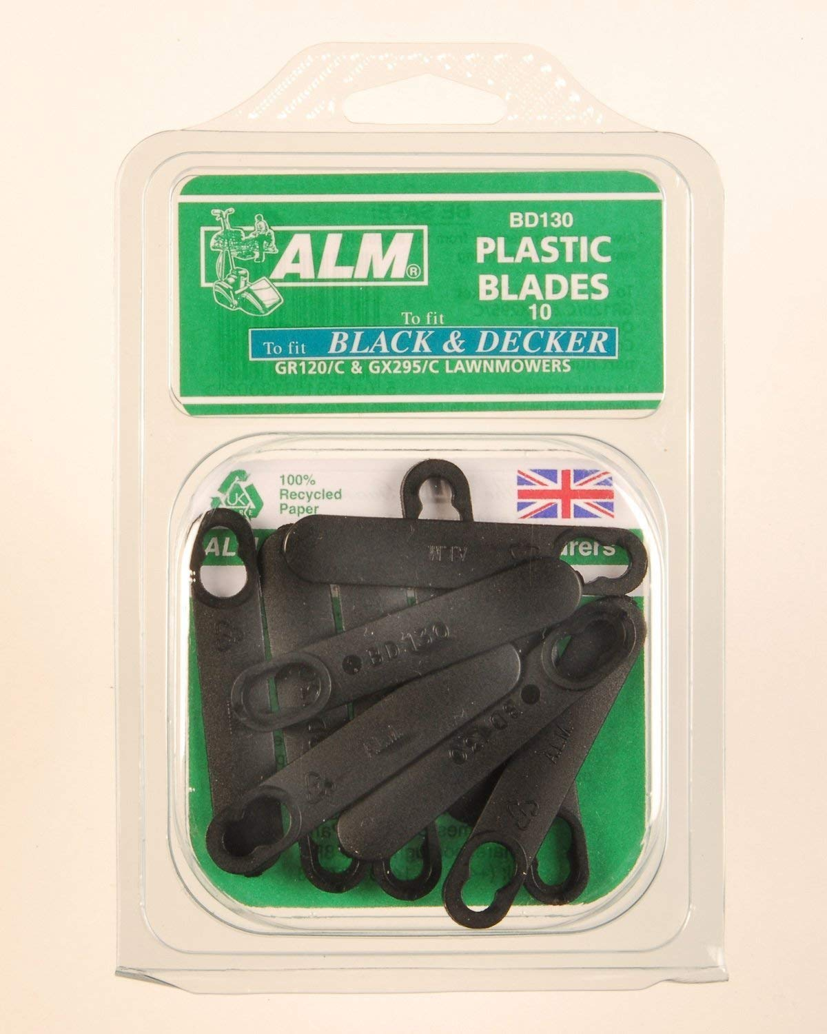 ALM BD130 Plastic Blade for Select Lawnmowers