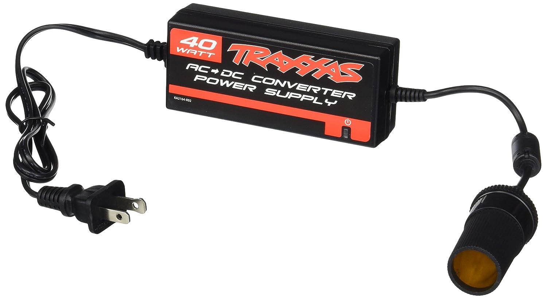 amazoncom traxxas 2976 ac to dc converter 40 watt toys games