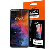 Spigen LG G6 Screen Protector **Easy-Install Kit** LG G6 Tempered Glass [Anti-Scratch] LG G6 Glass Screen Protector *Ultra Clear* LG G6 Tempered Glass Screen Protector (A21GL21587)