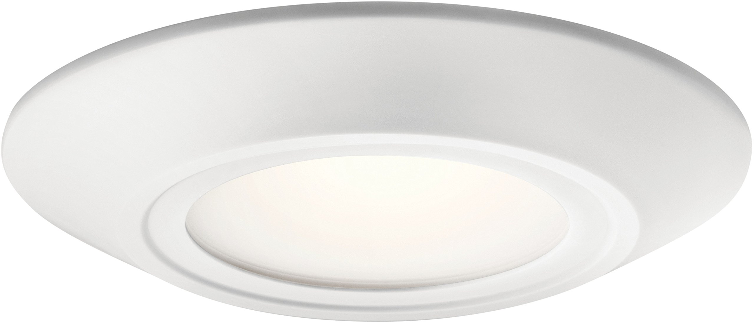 Kichler Lighting 43870WHLED27 LED Downlight from The Horizon II Collection by KICHLER (Image #1)
