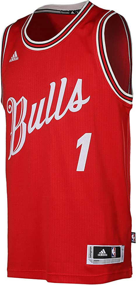Camiseta Jersey Xmas Swingman ADIDAS NBA Basketball Chicago ...
