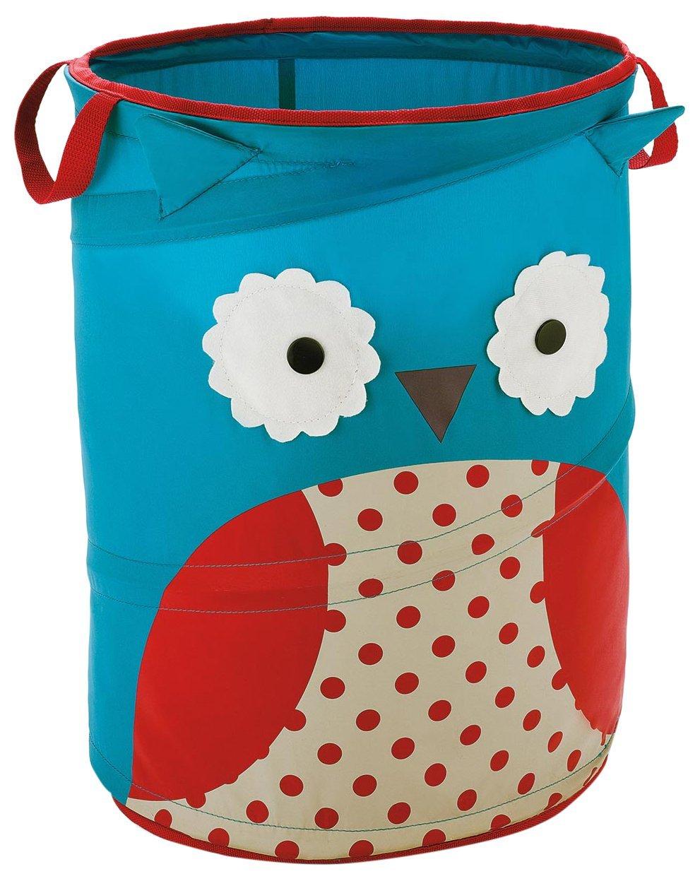 Otis Owl Skip Hop Zoo Pop-Up Hamper