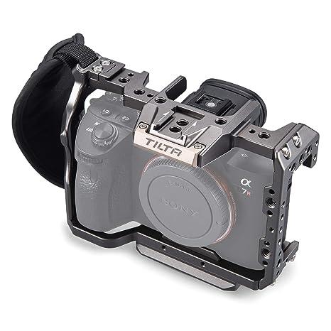 Tilta TA-T17-FCC-G Camera Full Cage Cámara Jaula para Sony A7S II ...
