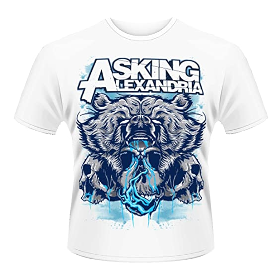Outlet Pictures Asking Alexandria Snake Mens T-Shirt Plastic Head Free Shipping Explore Buy Cheap Marketable Clearance Store Cheap Price fcR4Nd4