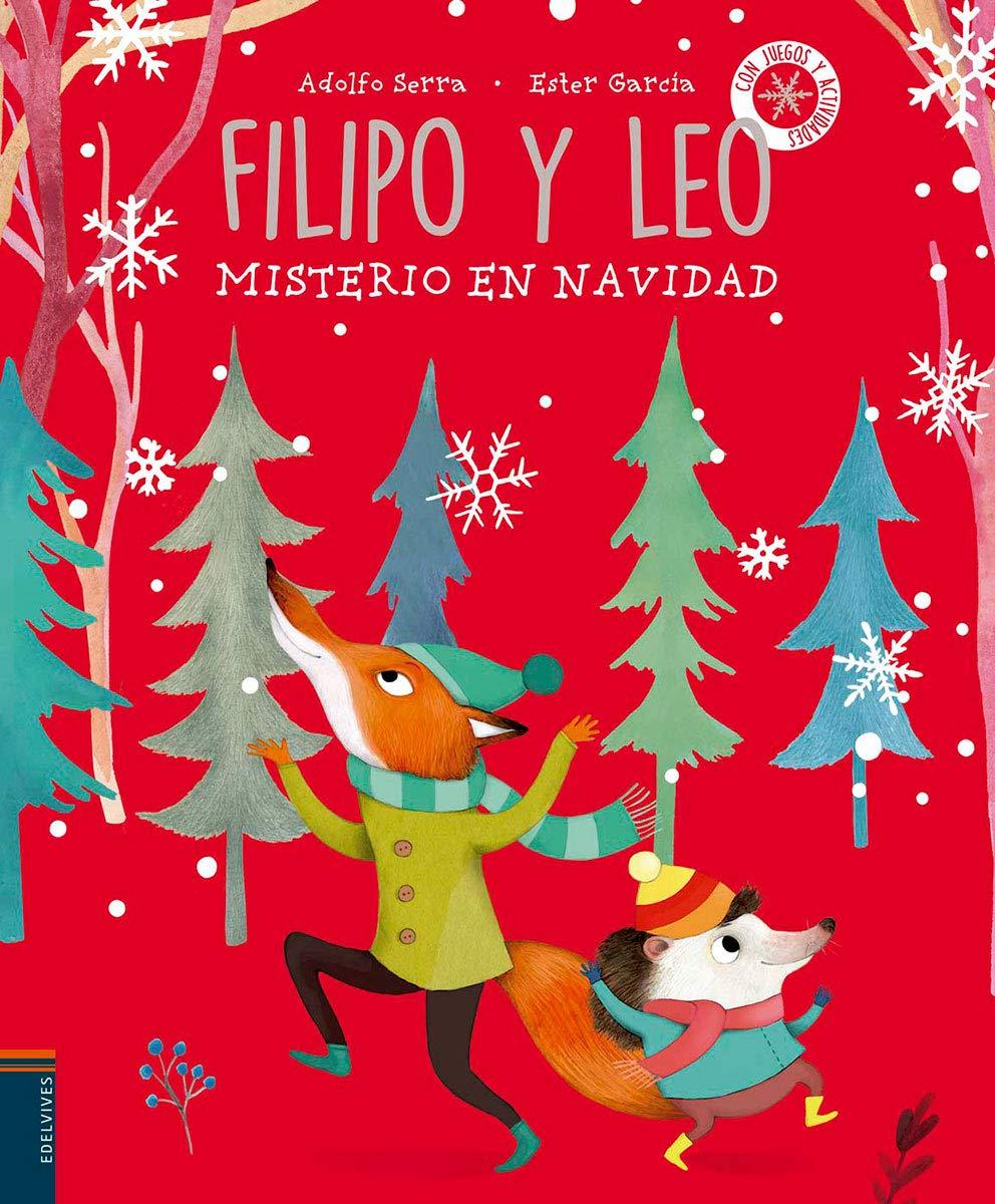 Misterio en Navidad (Filipo y Leo): Amazon.es: Serra del Corral ...