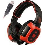 SADES SA906 - Cuffie USB Stereo Surround 7.1 per PC Gaming 740511180e3a