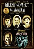 Silent Comedy Classics: 12 Classic Shorts (Fluttering Hearts / Mighty Like A Moose / The Caretakers Daughter / Be Your Age / Forgotten Sweeties / Late to Lunch / The Locket / Judge Jones / Laffin Gas & More)