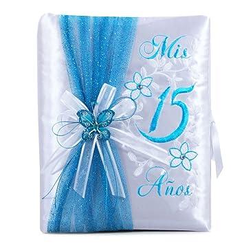 Select Your Choice Of Quinceanera Guest Book Photo Album Kneeling Tiara Pillow Bible Q3029