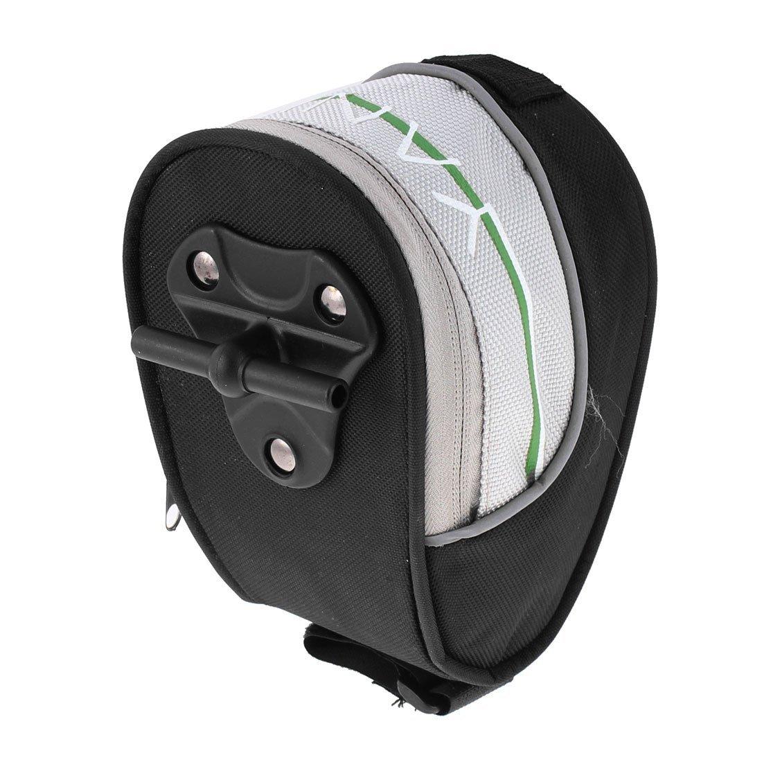 Amazon.com : eDealMax bici de la Correa de bicicletas en el asiento trasero del bolso de la Bolsa de la Silla de montar de la cola : Sports & Outdoors