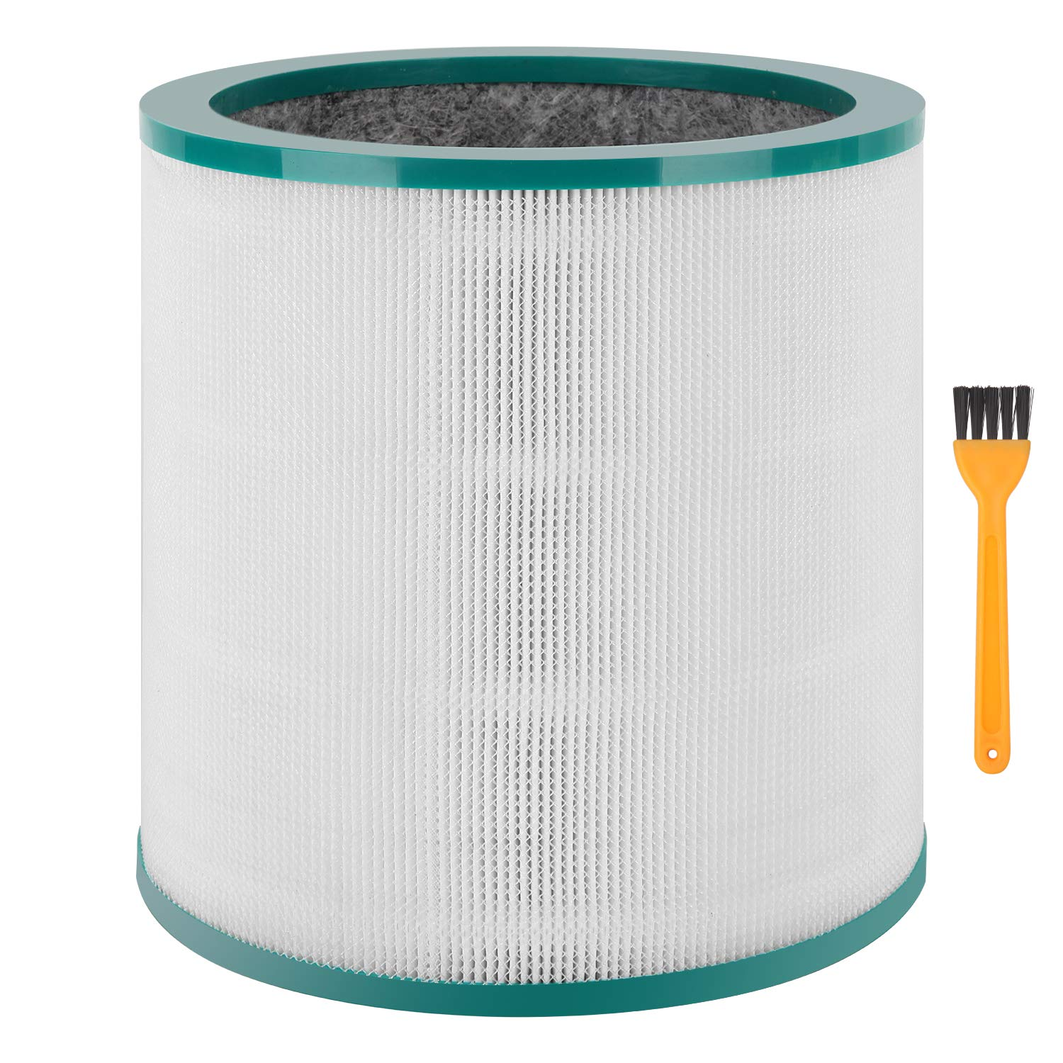 Colorfullife Replacement Air Purifier Filter for Dyson Tower Purifier Pure Cool Link TP02, TP03, Compare to Part # 968126-03