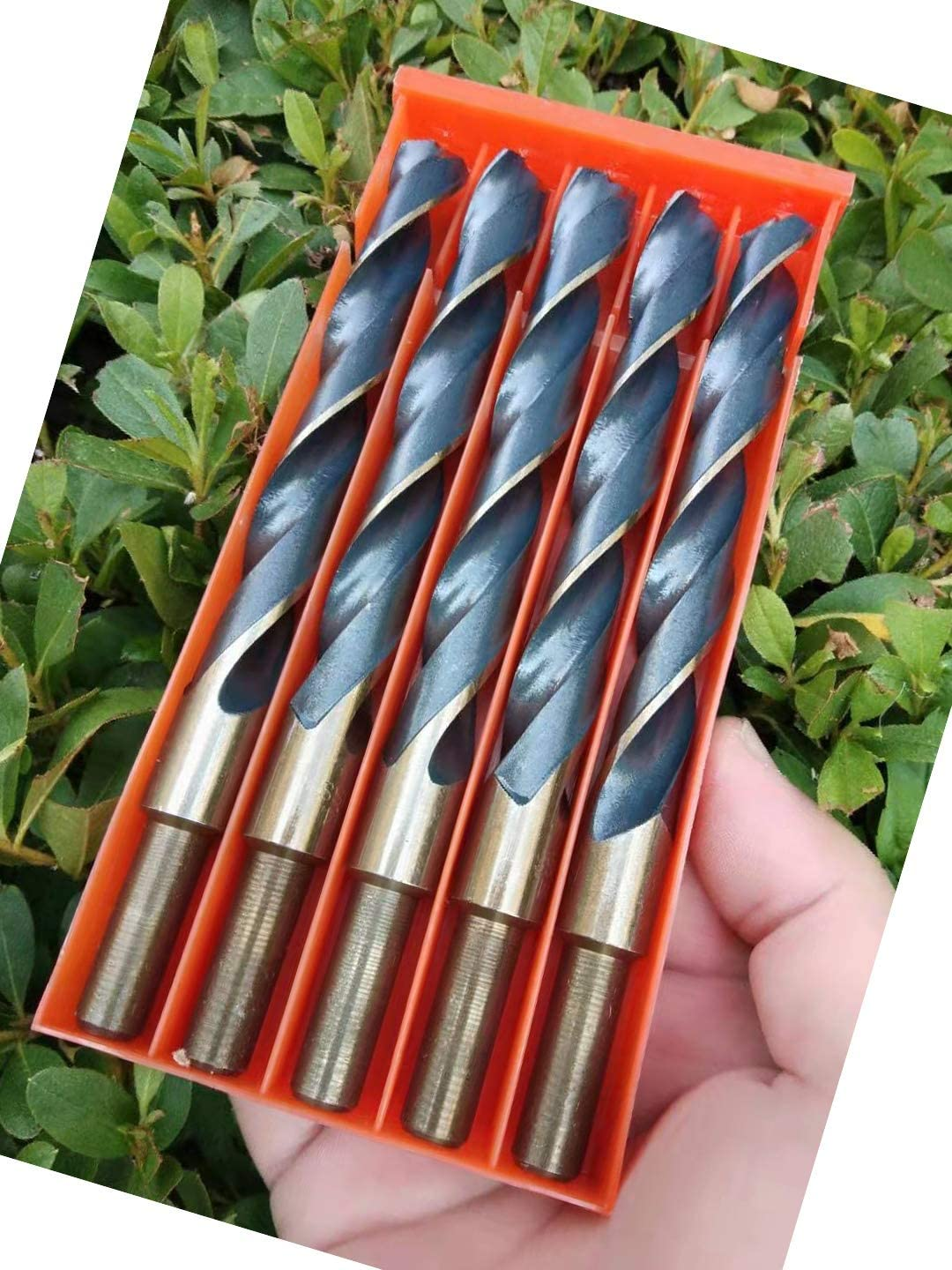 Color : 14mm, Size : Round Best bit 1pc Twist Drill Bit HSS Drill Set 2.0-14.5mm for Drilling on Hardened Steel Cast Iron Stainless Steel