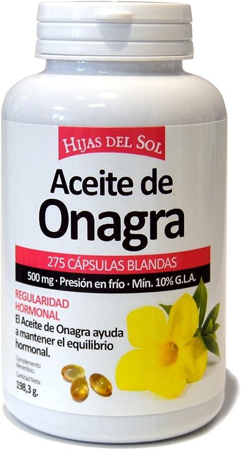 YNSADIET Onagra 275Perl 500Mg 275 Ynsadiet 300 g: Amazon.es: Salud y cuidado personal