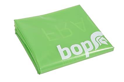 Amazon.com: Bopworx Bolsa de viaje de polietileno resistente ...
