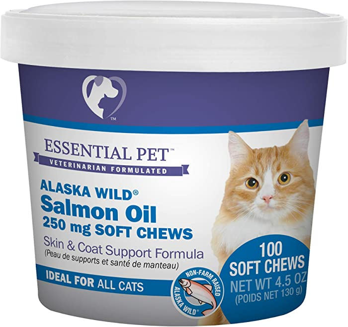 The Best Cat Food With Fatty Omega Acid