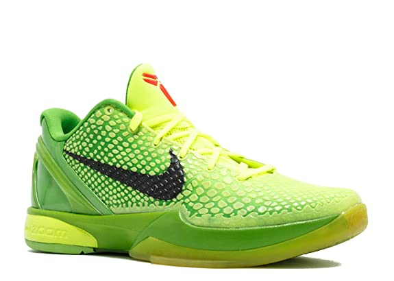 51112be20142 ... france amazon nike mens zoom kobe vi grinch volt black green apple  crimson synthetic size 12