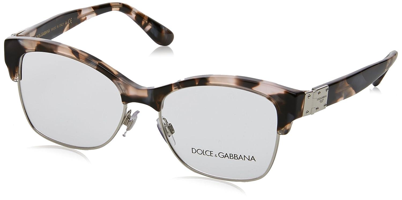 Dolce & Gabbana Brille (DG3272 3120 52): Amazon.de: Drogerie ...