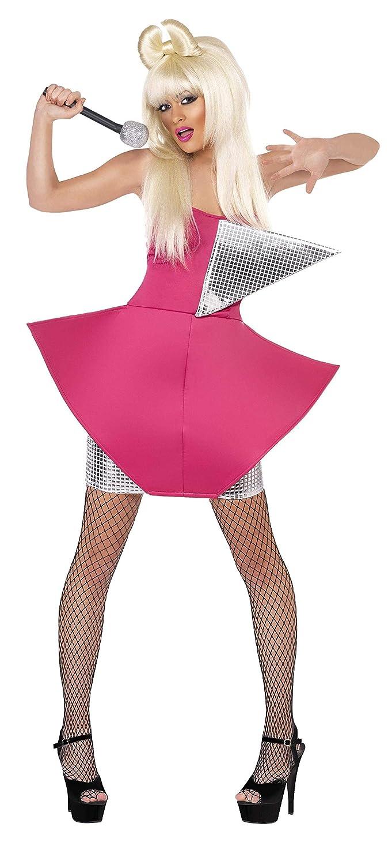 Smiffys - Disfraz de diva para mujer, talla XS (28170XS): Smiffys ...