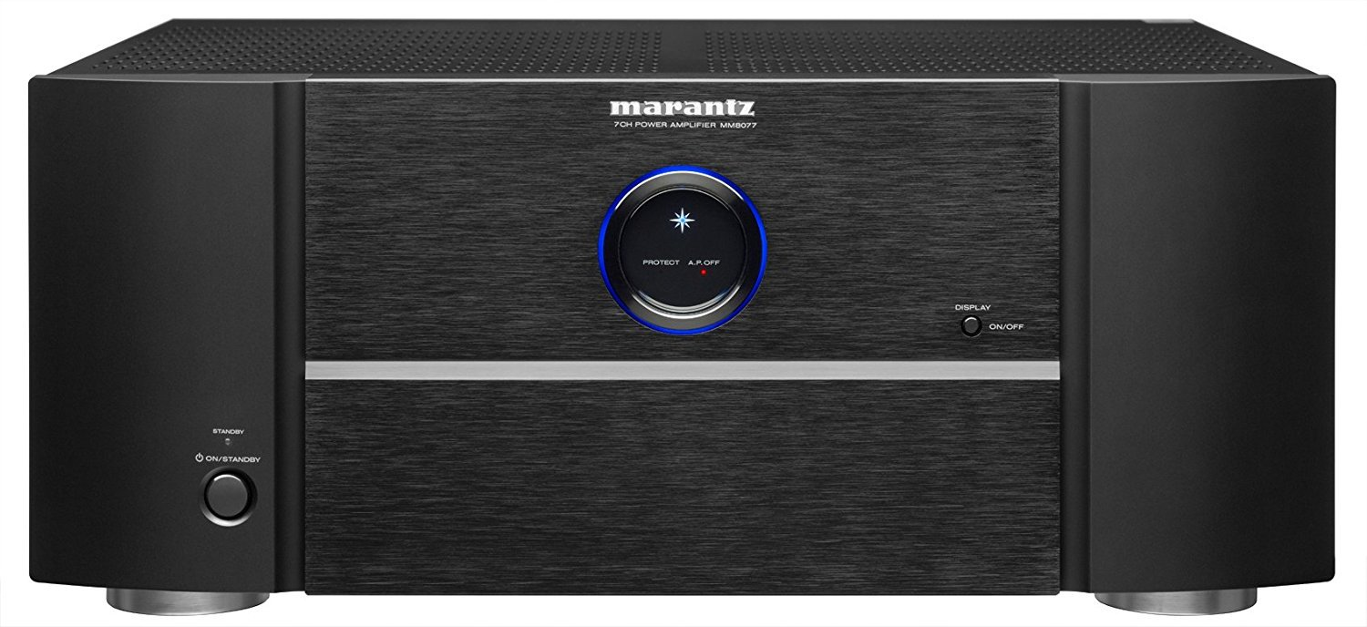 Marantz MM8077 Power Amplifier – 7-Channel Power...