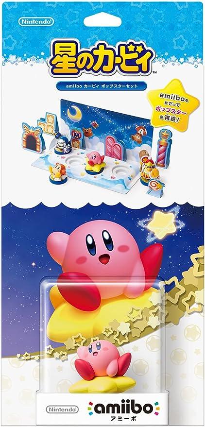 Amiibo Diorama Kit - Kirby Pop Star Set [Wii U][Importación ...