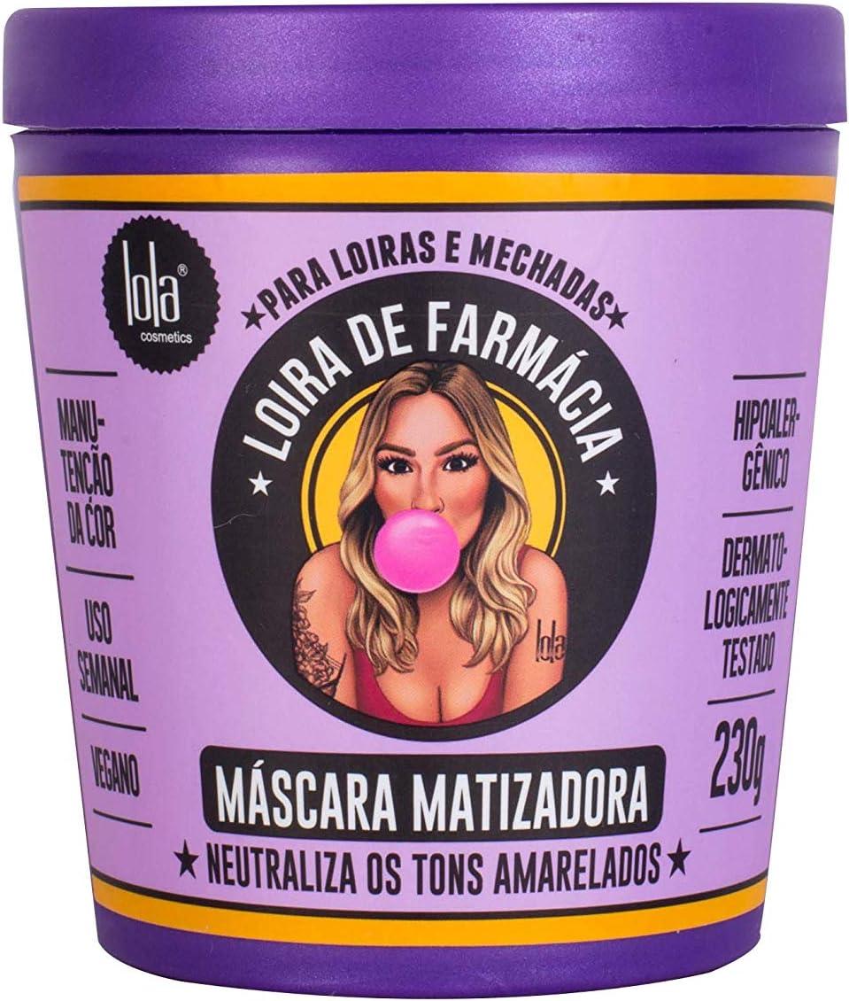 Máscara matizadora - Lola Cosmetics