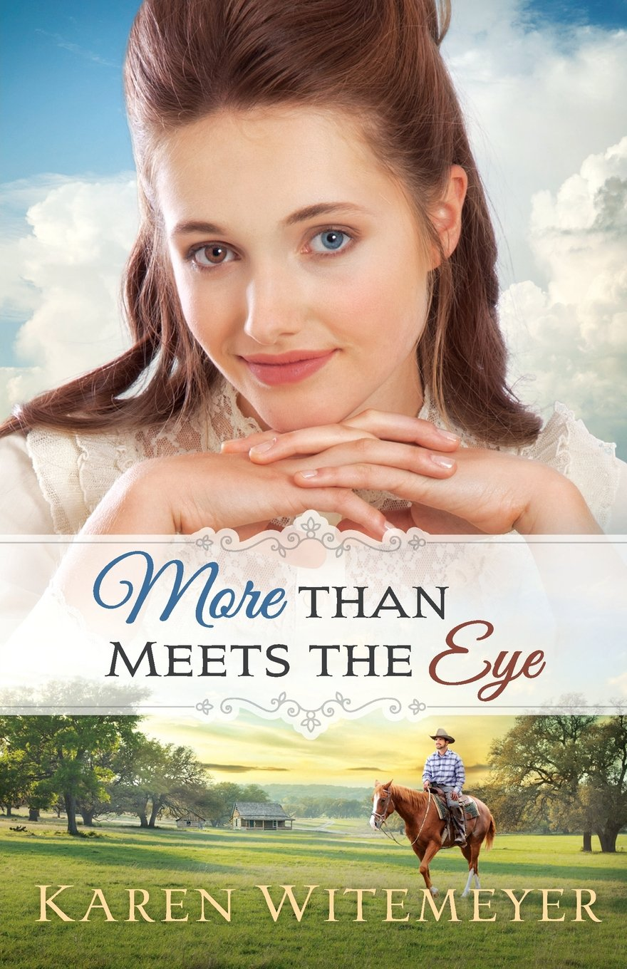 Image result for more than meets the eye karen witemeyer