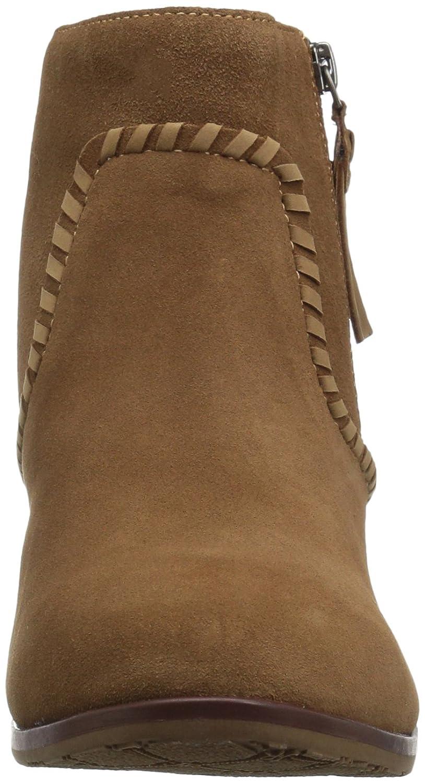 Jack Rogers Women's Dylan Waterproof Ankle Boot B06WWMXQJN 10 M US|Oak Suede
