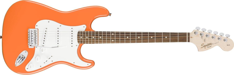 Guitarra eléctrica Squier by Fender Affinity Series Stratocaster - Laurel Fingerboard - Competition Orange