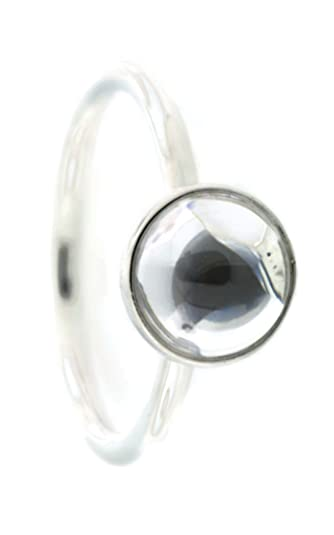 657f43e06 Image Unavailable. Image not available for. Color: PANDORA Poetic Droplet  Ring ...
