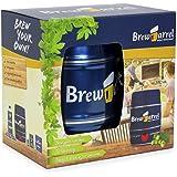 BrewBarrel Bière Blonde | Kit de Brassage | Fabrication de la Bière Faites votre Bière en Fut 5L