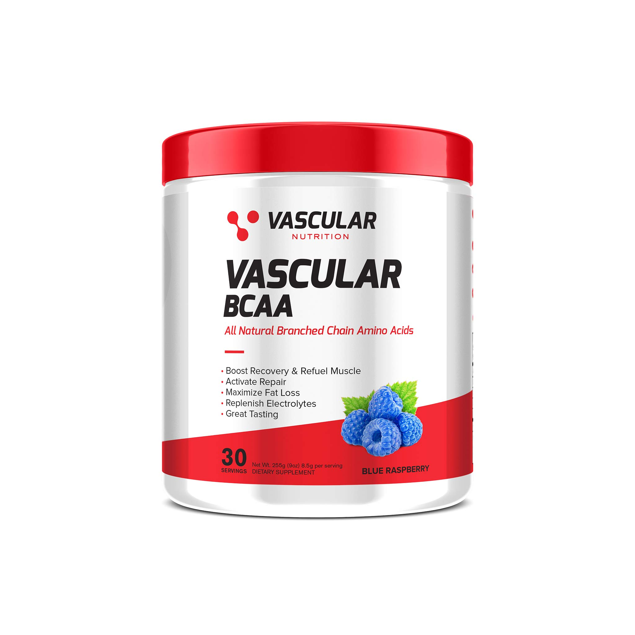 BCAA Vascular Supplements by Vascular Nutrition