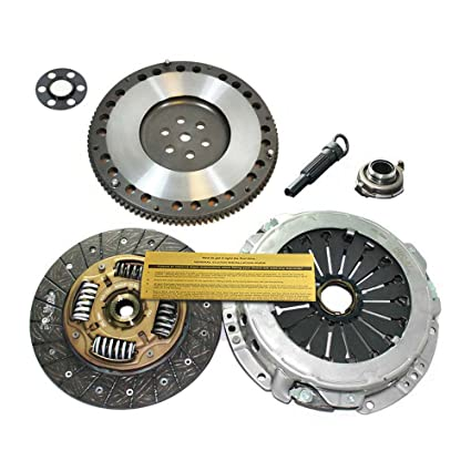 Amazon.com: VALEO OEM CLUTCH KIT+ CHROME-MOLY FLYWHEEL for HYUNDAI ELANTRA TIBURON 1.8L 2.0L: Automotive