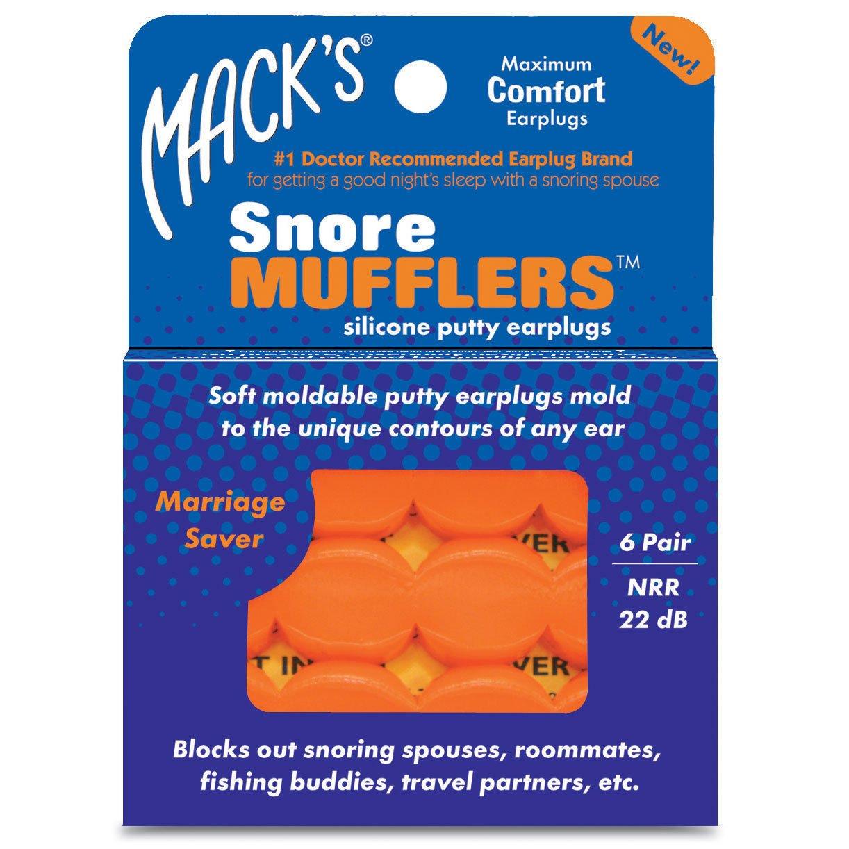 Mack de productos - Tapones para los oídos, dormir máscaras, Sida, lente toallitas de secado y extracción de cerumen oreja gotas, Tapones de oídos de espuma ...