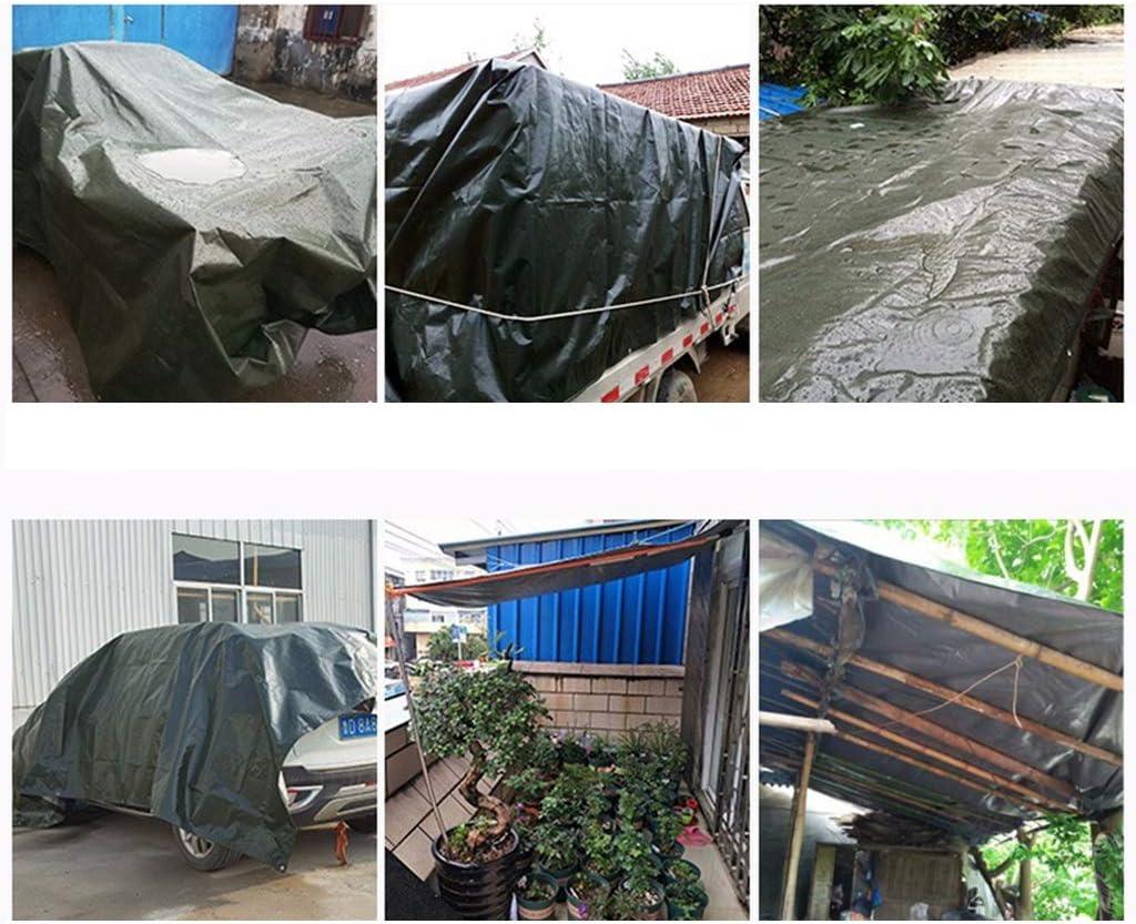 Lona Impermeabilizante Resistente al Agua w/Grommets Lona Piscina ...
