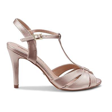 new concept 1b8b6 bfb71 Buffalo Damen T-Steg-Sandalette: Buffalo: Amazon.de: Schuhe ...