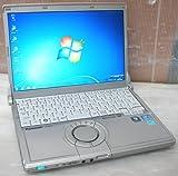 【中古】 Let's note(レッツノート) N10 CF-N10EWHDS / CPU:Core i5 2540M 2.6GHz / HDD:320GB / OS:Win7 Pro 32bit / 解像度:WXGA(1280x800) / 無線LAN(a/b/g/n)