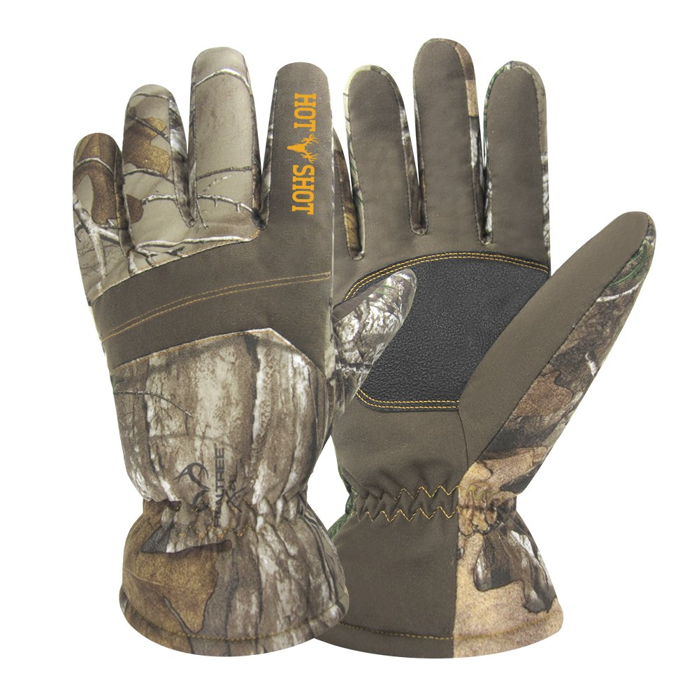Hot Shot Winter Thermal Gloves