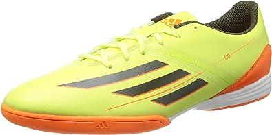 adidas F10 IN Chaussures de Foot GlowVertZeste Solaire