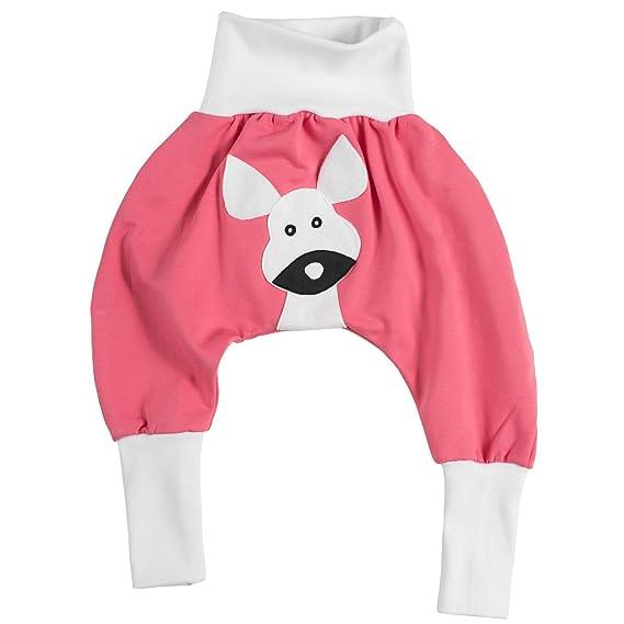e3df1607c8 Lilakind Babyhose Pumphose Baby Hose Mädchenhose Fleece Herbst Winter Gr.  50/56- Made