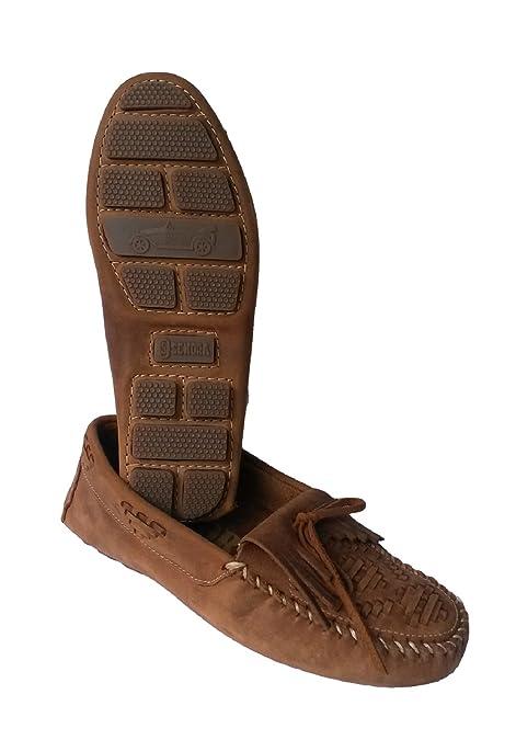 Sendra Boots - mocasines Mujer , color marrón, talla 41: Amazon.es: Zapatos y complementos
