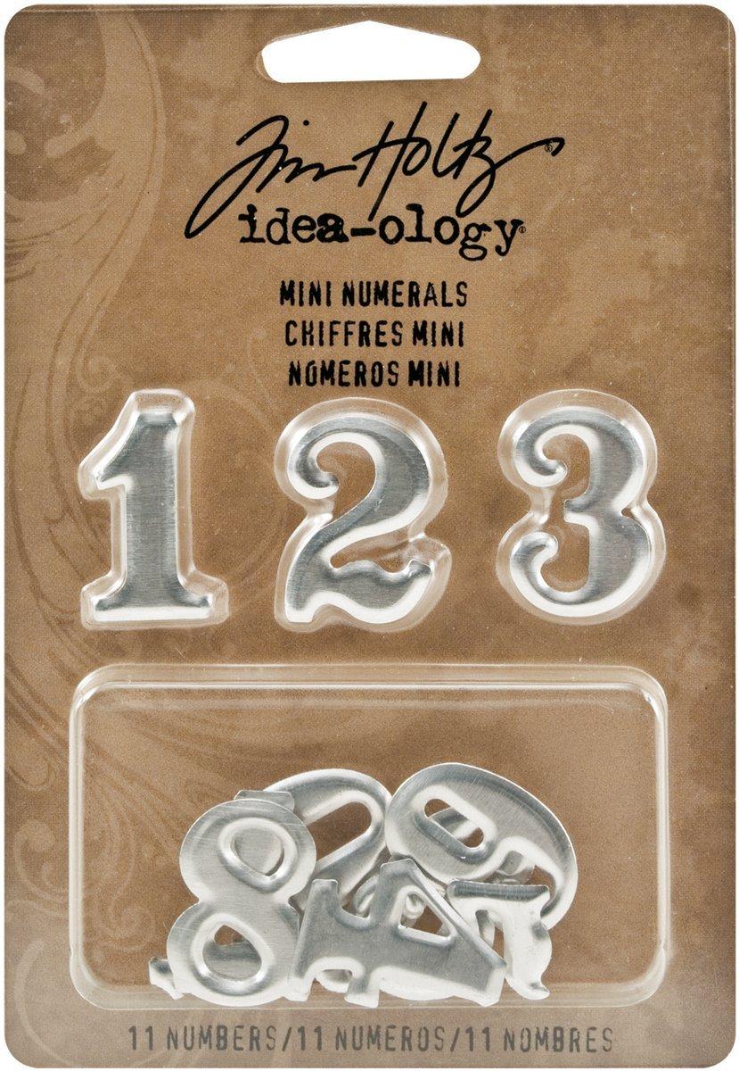 Mini  Numerals B007JL3C8K