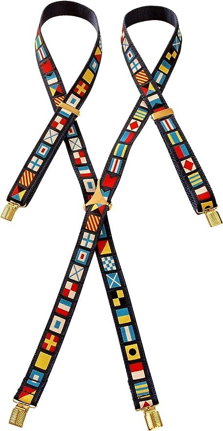 Suspenders – Código de banderas náuticas tirantes o tirantes de ...