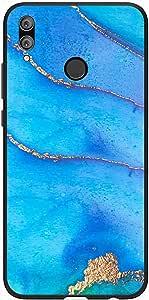 اوكتيك كفر حماية غطاء جراب متوافق مع هواوي اونور8 اكس خلفية صلبة واطراف مرنه ممتص للصدمات - تصميم مطفي متعدد الألوان بواسطة اوكتيك