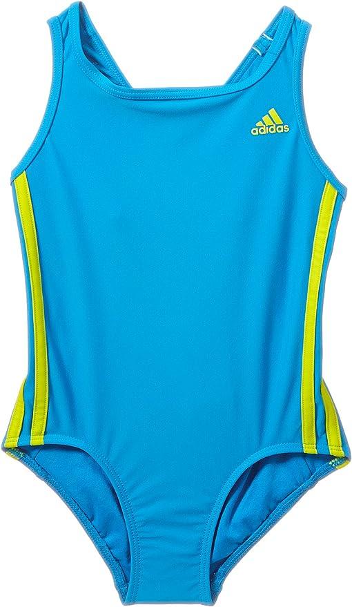Adidas Damen Badeanzug Infinitex Schwarz Einteiler Mädchen Bademode