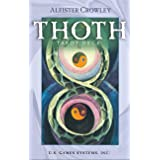 Small Crowley Thoth Tarot Deck Premier Edition