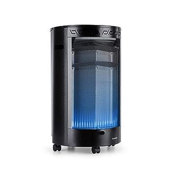Blumfeldt Bonaparte Fire Estufa de Gas de 2 Niveles • Estufa catalítica • 4200 W •