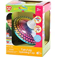 PlayGo Fairytale Spinning Top (Colors and Designs May Vary) Baby Toy