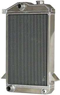 product image for Wizard Cooling Triumph TR4 Aluminum Radiator